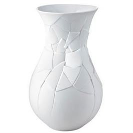 Vase of Phases Weiss matt 30 cm