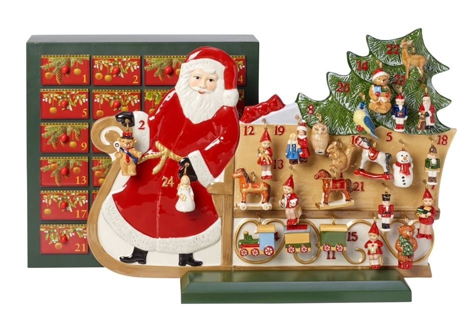 villeroy boch christmas toys memory adventskalender santa schl entdecke deinen lifestyle. Black Bedroom Furniture Sets. Home Design Ideas
