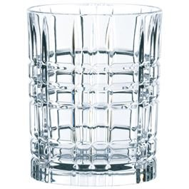 Square Whiskeyglas 4er Set