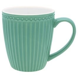 Alice Tasse dusty green 9 cm