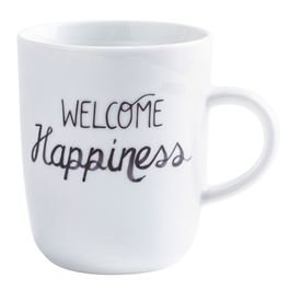 Happy Cups Welcome Happiness Becher 0,35 l